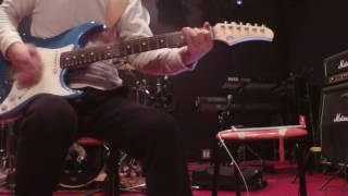 たんこぶちんVol.3 の曲。ライブでの夏の定番曲。YURIさんのパートを弾...