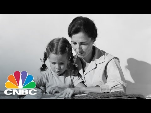 Why There Is Still A Gender Wage Gap | CNBC