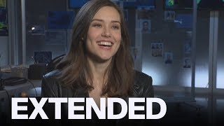 Megan Boone Talks Season 6 Of 'The Blacklist' And Former Co-Star Ryan Eggold | EXTENDED