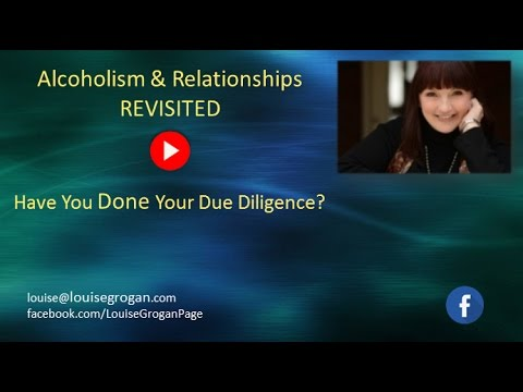 Alcoholism And Relationships Revisited