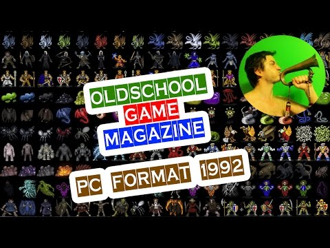 PC Format 1992 October #13  ♣ Old Game Magazines