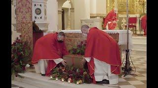 Beato Segundo Arce, en la Abadía