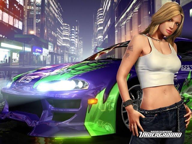 Nostalgia: Need For Speed Underground  Gameplay no Ps2