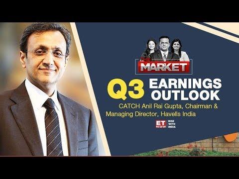 Weak Sentiment Hurting The Market?   Havells India Of Anil Rai Gupta To ET NOW
