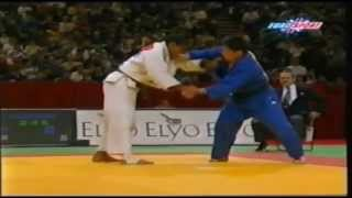 World Championship Judo ~ Japan v Cuba