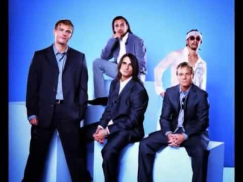Backstreet Boys - Rush Over Me