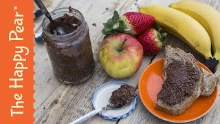 How To Make Nutella -  Healthy Homemade Treat!