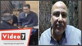 صاحب قهوة إمبابة: علاء مبارك مدفعش الحساب