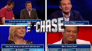 The Chase | The Funniest Chase Questions Ever!