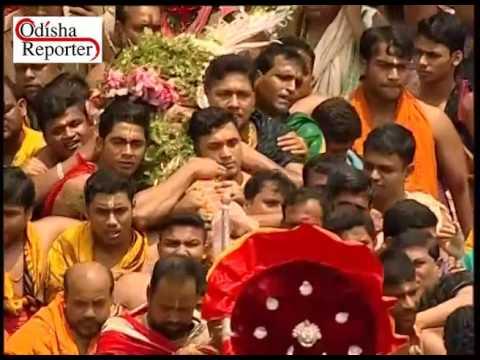 Sudarshana Pahandi - PURI RATHA YATRA 2017