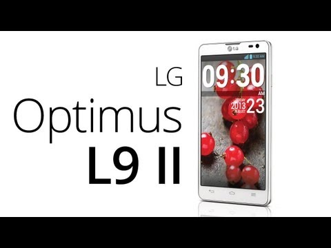 LG Optimus L9 II (recenze)
