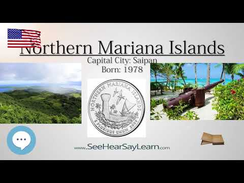 NORTHERN MARIANA ISLANDS | EYNTK  about The States & Territories ❤️🌎🔊✅