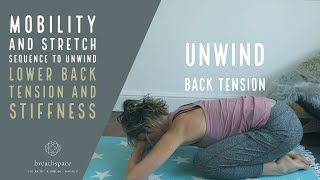 Lower Back Release Sequence