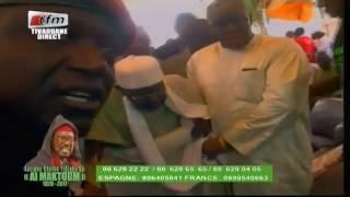 Décès de Serigne Cheikh Tidjane SY Al Maktoum,Arrivée serigne Abdou Aziz Al amine