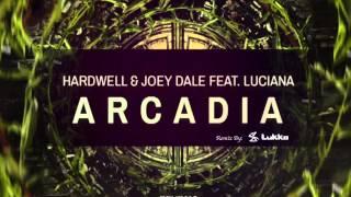 Hardwell - Arcadia (Lukko Remix)