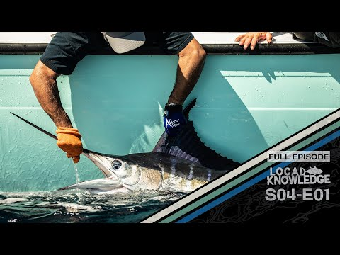 Trolling For Striped Marlin In Mag Bay - S04 E1 Isla Magdalena (Pt1)