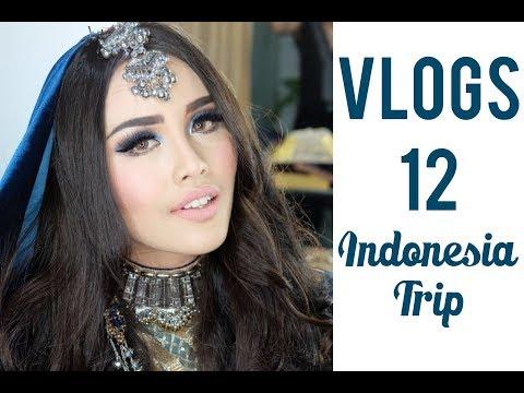 VLOGS-12 , Indonesia trip! Jakarta-Bandung (perawatan terus gak ada habisnya)