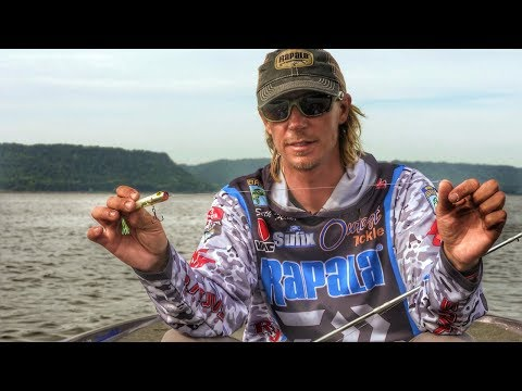Fine-Tuning Topwater Bass with Braid