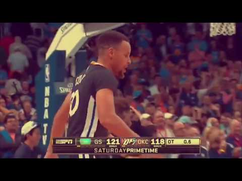 STEPH CURRY HIGHLIGHTS- TILL I COLLAPSE
