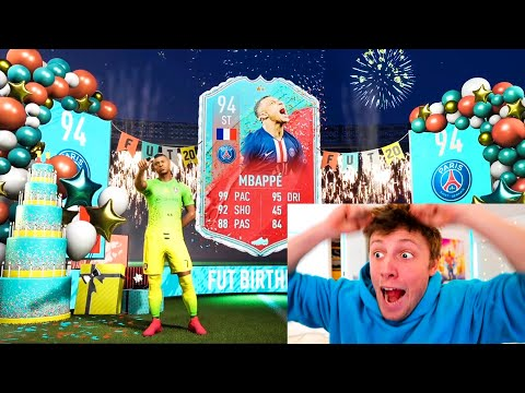 W2S UNBELIEVABLE FUT BIRTHDAY PACK OPENING!! - FIFA 20