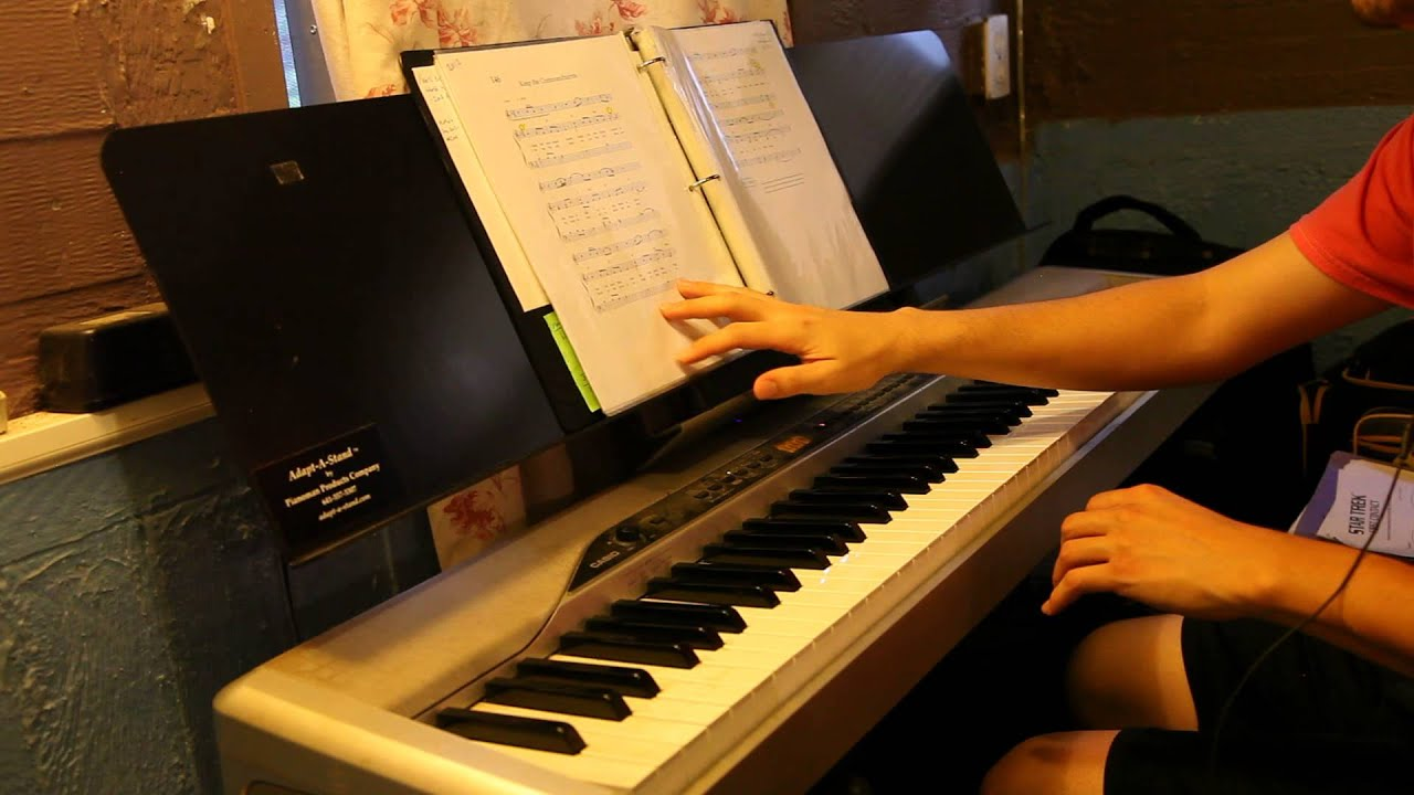 Various LDS Primary Songs (Piano, 2014-05-31)
