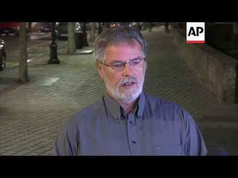 Prosecutor: Brussels suspect 'neutralised'