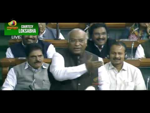 Mallikarjun Kharge Speaks On Life Threat To PM Narendra Modi | Lok Sabha | Mango News