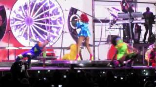 Download Rihanna Only Girl Loud Tour @ Honda Center Intro..06/29/2011 HD MP3 song and Music Video