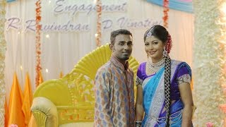 Indian Engagement - Ravindran & Vinotini