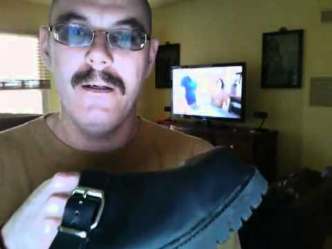 LEATHER DADDY FAG CLOGS!