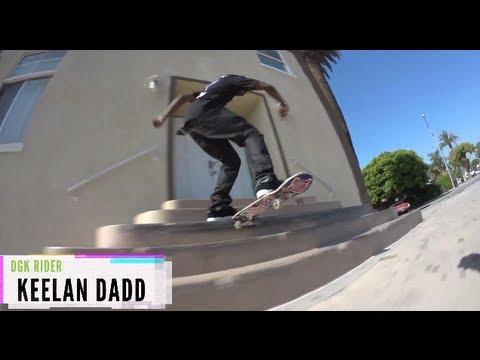 Keelan Dadd: DGK x Zumiez - YouTube