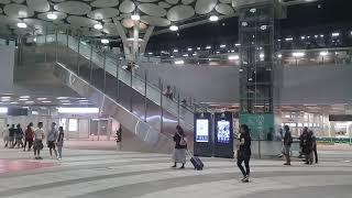 高雄車站新造地下二樓部分