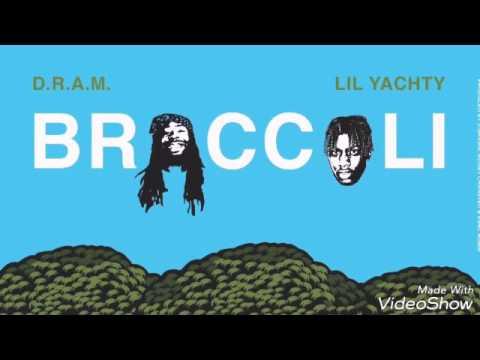 1 Hour - Big Baby D.R.A.M - Broccoli feat. Lil Yachty - Lyric Video