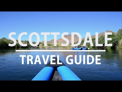 Travel Guide to Scottsdale, Arizona   TheExpeditioner