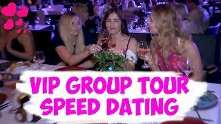 VIP Group Tour with Speed Dating & Summer Party event in Dnipro Ukraine. International dating advice
