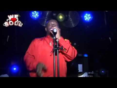 Leroy Burgess - Heartbreaker - en live 2011