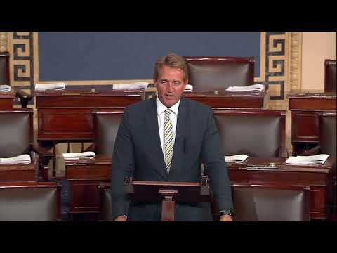 Senate Unanimously Approves Flake Amendment Targeting Special Interests Lobbying Against Tax Reform