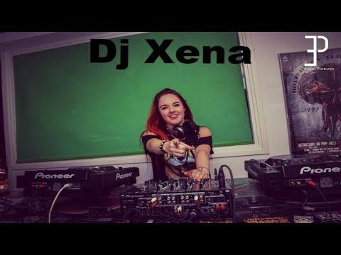 Dj Xena - the freestyle show   live on @hardcoreradio