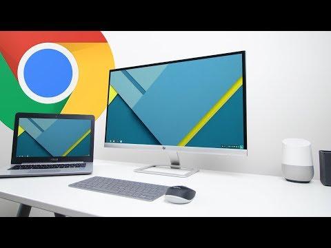 My Chromebook Setup - Minimalism + Productivity!