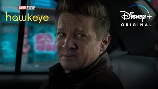 """Change of Plans"" | Marvel Studios' Hawkeye | Disney+"