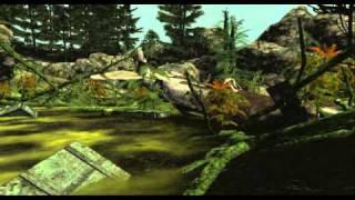 Jurassic The Hunted - Level 1 Walkthrough (PS2) Whiskey Tango Foxtrot