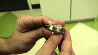 Sundial Ring from ThinkGeek