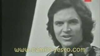 Camilo Sesto Quieres Ser Mi Amante 1974 Video 4