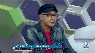 Atlético 2 X 2 Vila Nova  - Saiba mais
