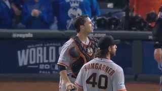 San Francisco Giants - 2014 Road to Victory