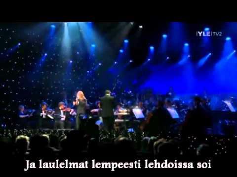 Sylvian Joululaulu (w/lyrics) - Jarkko Ahola - YouTube