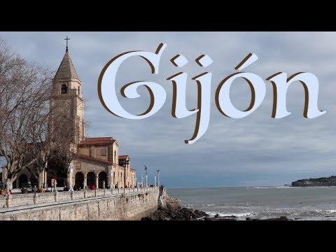 Gijón (Spain beach city!) Travel montage!