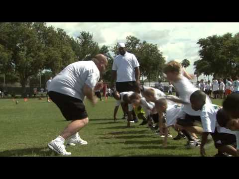 2013 NCAA Youth Football Camps Highlights | Campus Insiders