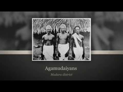 Vintage: Castes and Tribes of Southern India Vol: 1 (Year - 1909)