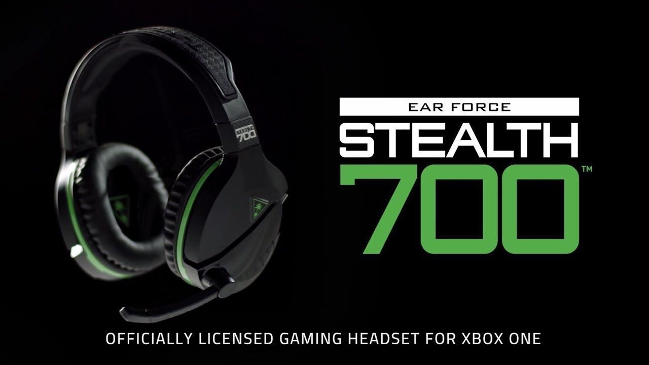 Stealth 700 Gaming Headset for Xbox One™ - Turtle Beach®
